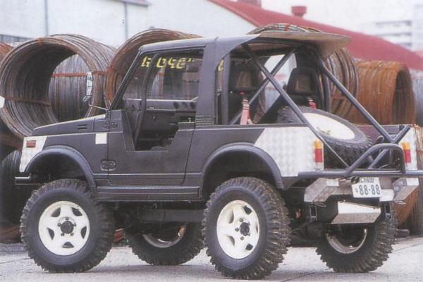ジムニーJA51エスポデモカー02
