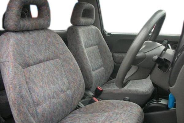 ジムニーJB23-1型 XC 運転席・助手席シート