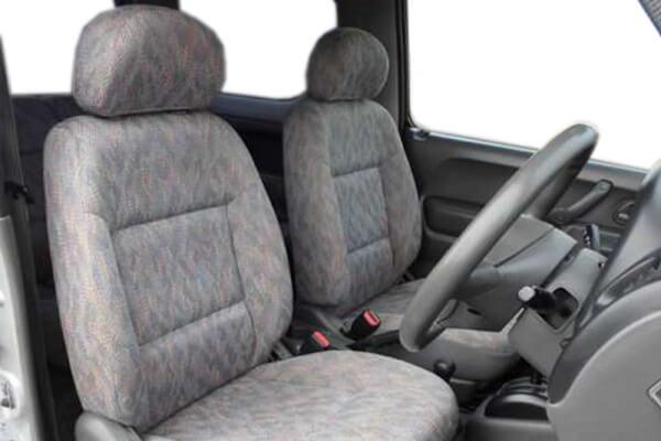 ジムニーJB23-1型 XL 運転席・助手席シート