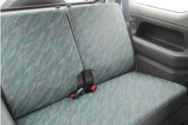 ジムニーJB23-1型 XA 後席シート