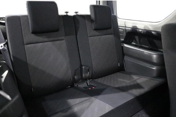 ジムニーJB23-10型 XC 後席シート