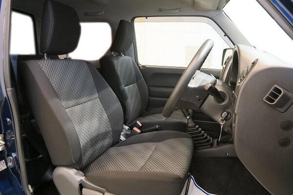 ジムニーJB23-10型 XC/XG 運転席・助手席シート