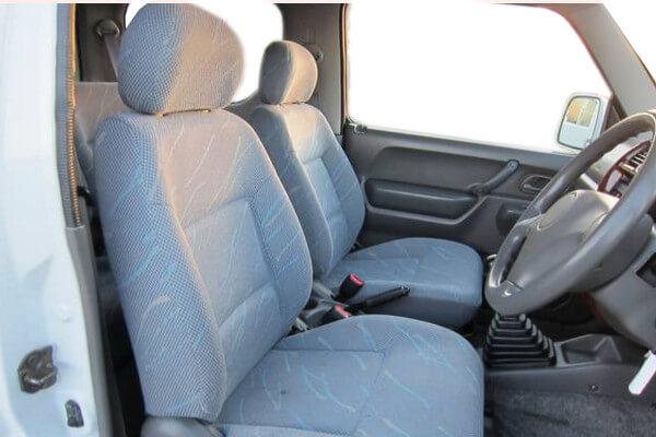 ジムニーJB23-2型 L 運転席・助手席シート