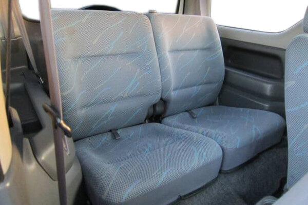 ジムニーJB23-2型 L 後席シート