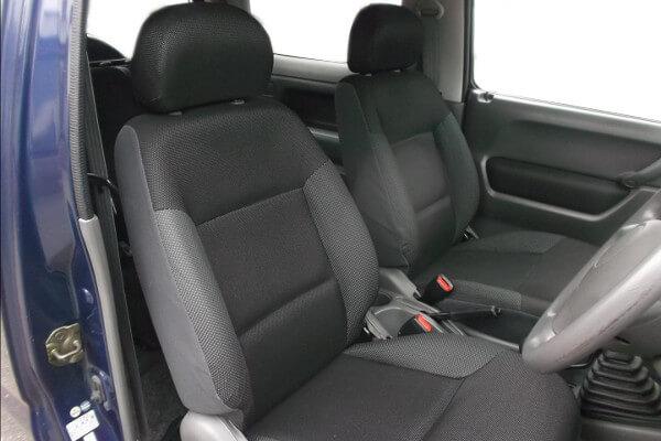 ジムニーJB23-2型 ワイルドウインド 運転席・助手席シート