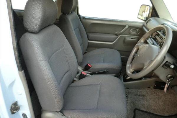 ジムニーJB23-3型 J2 運転席・助手席シート