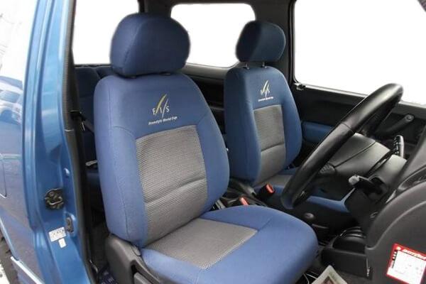 ジムニーJB23-4型 FIS前期 運転席・助手席シート