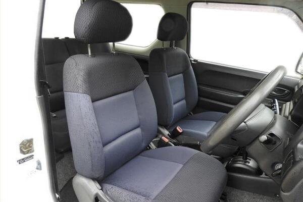 ジムニーJB23-4型 XG 運転席・助手席シート
