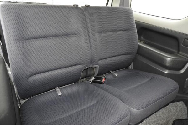 ジムニーJB23-4型 XG 後席シート