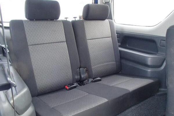 ジムニーJB23-5~7型 XC 後席シート