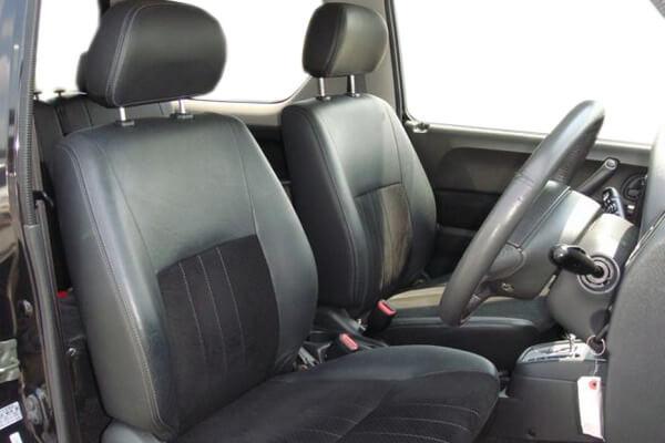 ジムニーJB23-5型 ランドベンチャー 運転席・助手席シート