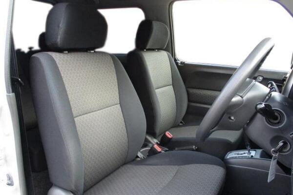 ジムニーJB23-5~7型 XC/XG 運転席・助手席シート