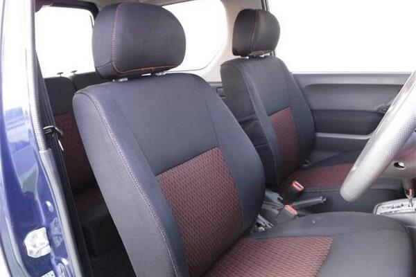ジムニーJB23-6型 ワイルドウインド中期 運転席・助手席シート