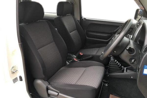 ジムニーJB23-8型 XC/XG 運転席・助手席シート
