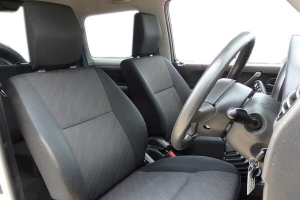 ジムニーJB23-9型 XC/XG 運転席・助手席シート
