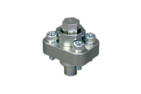 アピオ製キングピンプレロードシステム(左右セット) 調整式キングピン