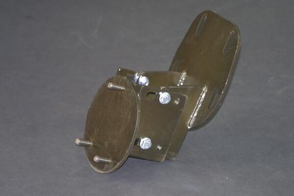 スペアタイヤ 移動ブラケット JB系