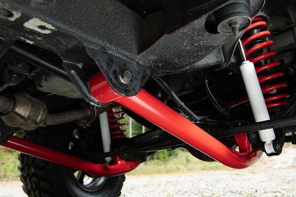 ジムニーに大径タイヤ装着した時のロングホイールベース化
