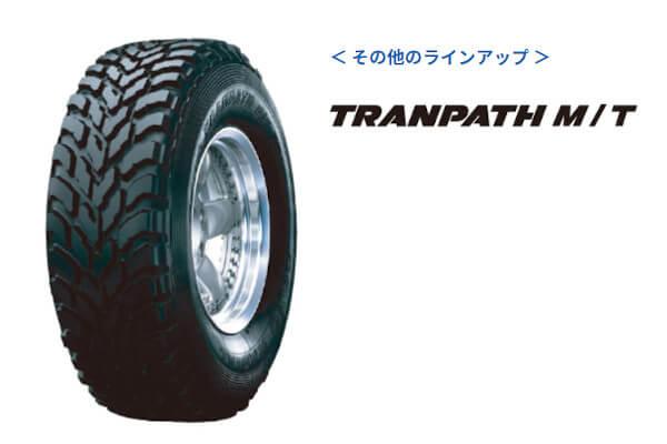 ジムニー用マッドタイヤ トランパスM/T
